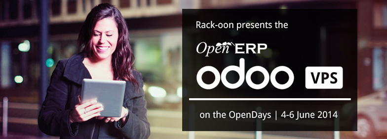 Odoo - OpenERP VPS on OpenDays
