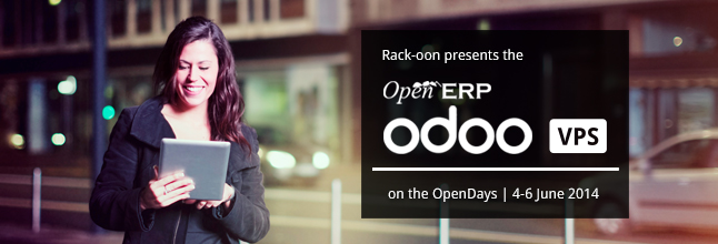 Meet Rack-oon on the Open Days