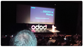 Odoo presentation on Open Days